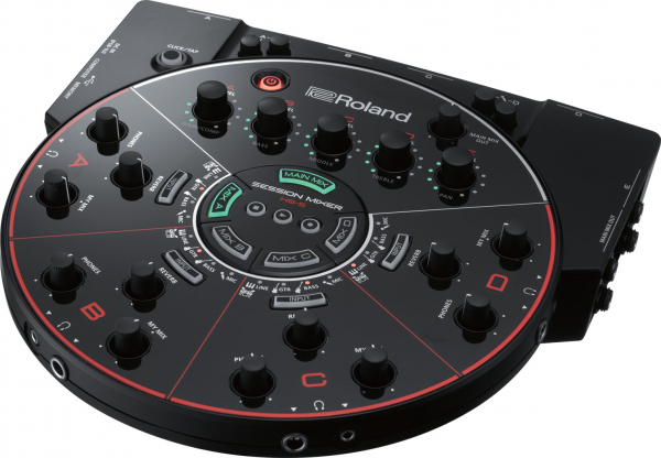 Roland HS-5 Session Mixer ANGLE
