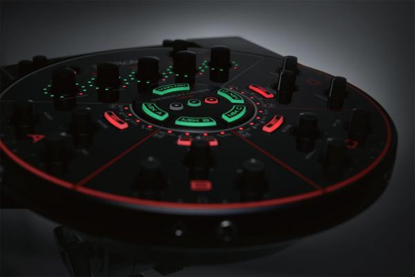 Roland HS-5 Session Mixer ZOOM