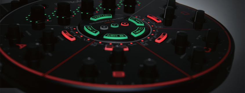 Roland HS-5 Session Mixer ZOOM