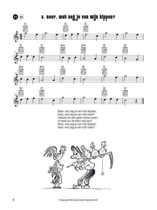 Verwonderlijk 25 bekende kinderliedjes kopen?   Leo Music & Audio NF-51