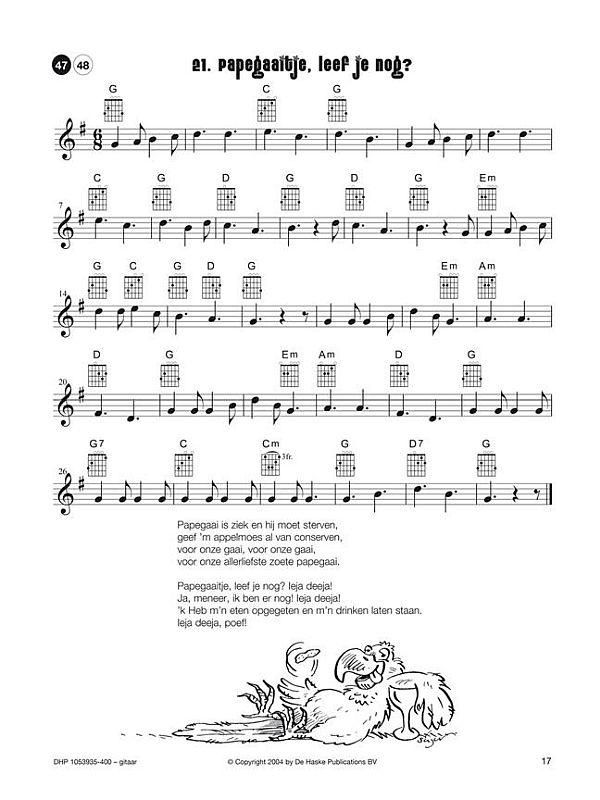 Fonkelnieuw 25 bekende kinderliedjes kopen?   Leo Music & Audio PP-85