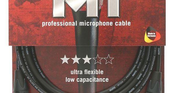 Klotz XLR-kabel