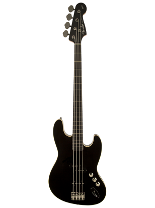 Fender Aerodyne Jazz Bass in Zwart