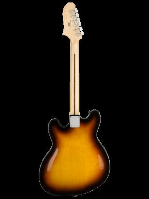 Squier Affinity Series Starcaster in 3-color sunburst