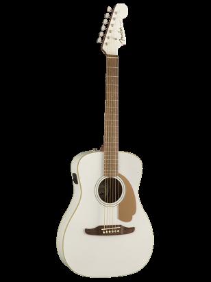 Fender Malibu Player in Arctic Gold