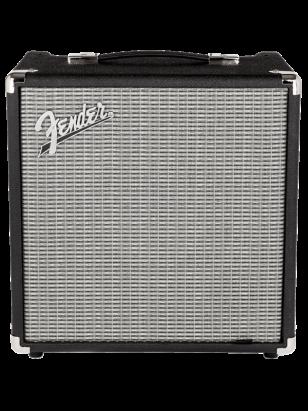 De Fender Rumble 25 Basversterker