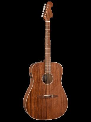 De Fender Redondo Special in Mahonie
