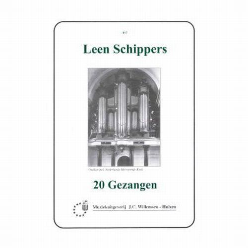 Leen Schippers - 20 Gezangen