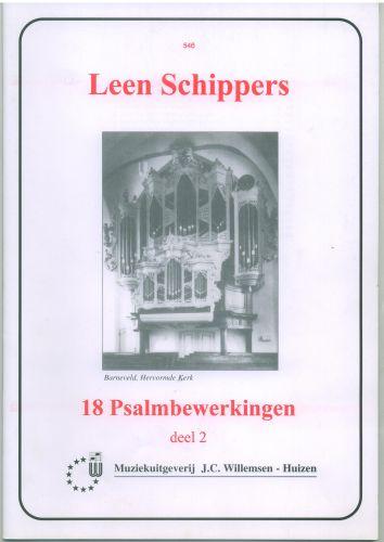 Leen Schippers Psalmbewerkingen 2