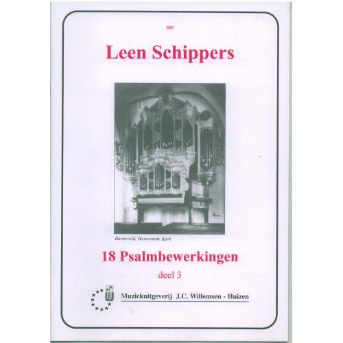 Leen Schippers Psalmbewerkingen 3