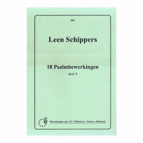 Leen Schippers Psalmbewerkingen 4