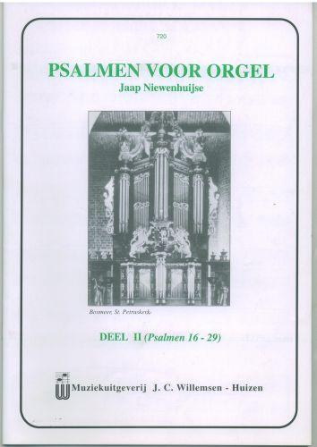 Psalmen voor Orgel II