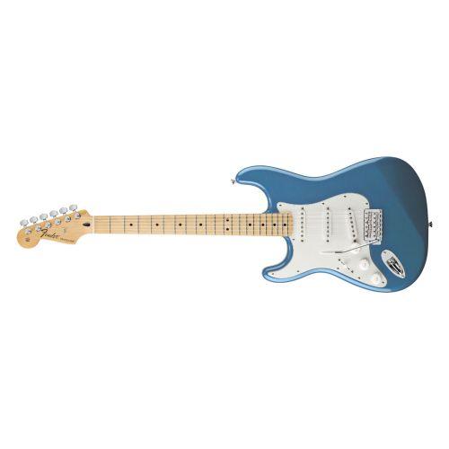 Fender Standard Strat - linkshandig mn/lpb