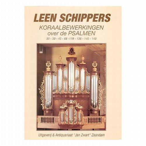 Leen Schippers - Psalm 30, 39, 45, 68, 119, 136, 145, 149
