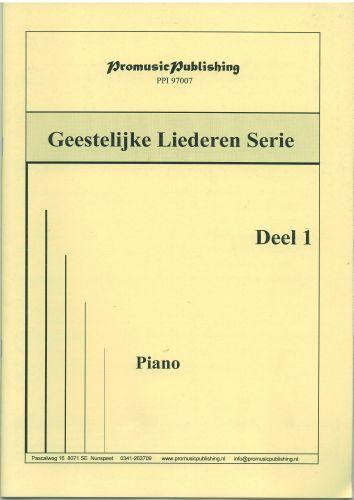 Geestelijke Liederen Serie 1 Piano