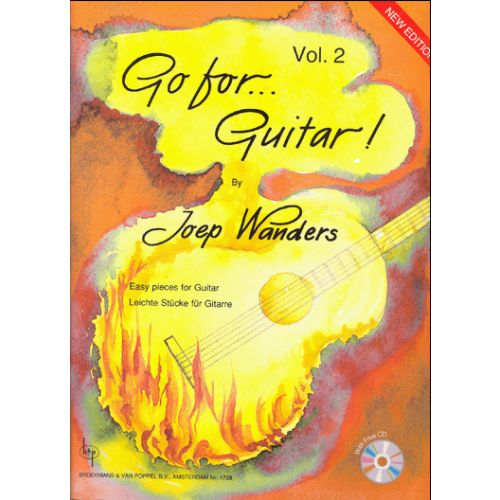 Go for Guitar Vol. 2 - Joep Wanders