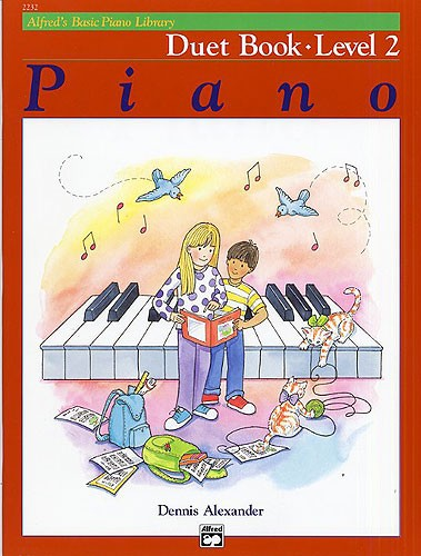 Alfred's Piano Duet Book 2