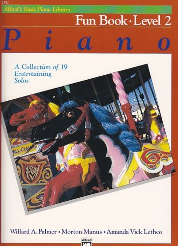 Alfred's Basic Piano Fun Book 2