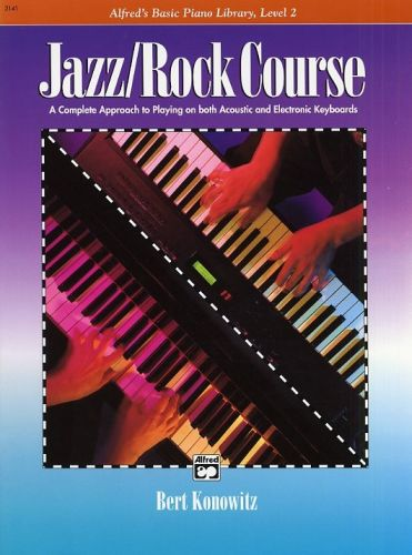 Jazz/Rock Course Level 2