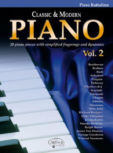 Classic & Modern piano Vol. 2
