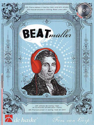 Beatmuller Fons van Gorp +cd