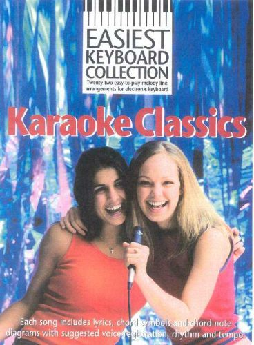 Easiest Keyboard Collection Karaoke Classics