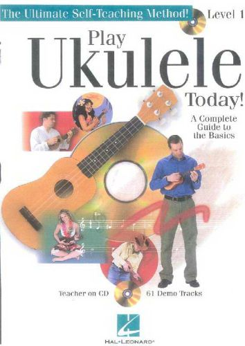 Play Ukulele Today! +cd