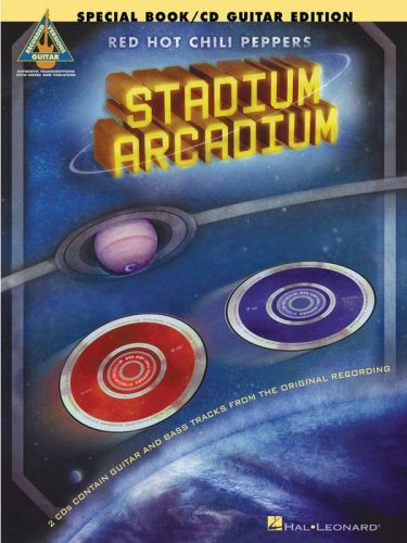 Red Hot Chili Peppers - Stadium Arcadium bass +2cd