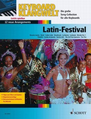 Keyboard Klangwelt Latin-Festival