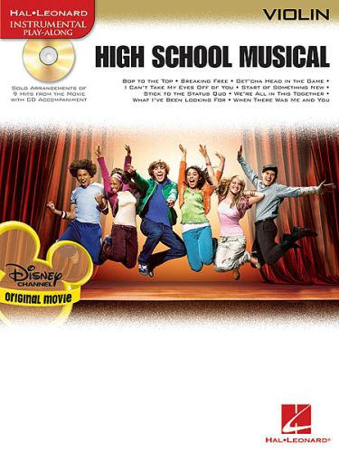 High School Musical Violin +cd