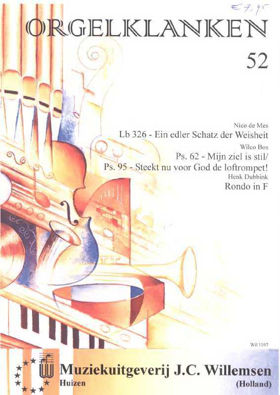 Orgelklanken 52