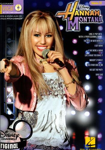 Hannah Montana Vol. 20 +cd