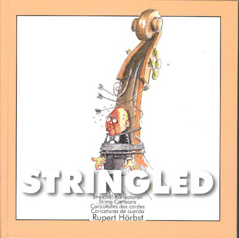 Stringles string Cartoons opruiming