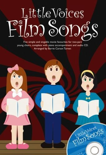 Little voices Film songs +cd