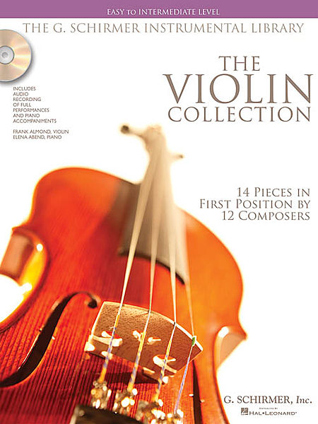 The Violin Collection +cd