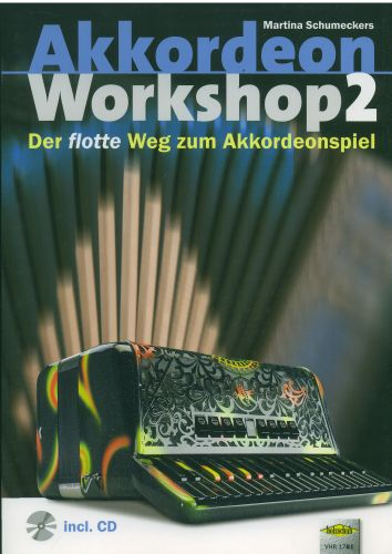 Akkordeon Workshop 2 +cd