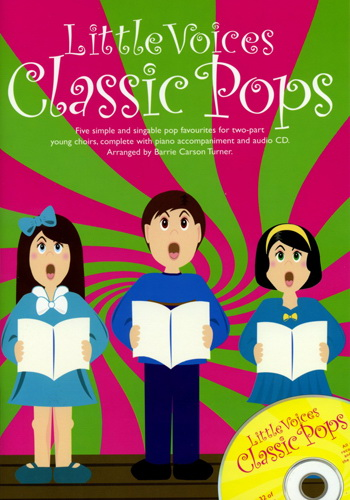 Little voices Classic pops +cd