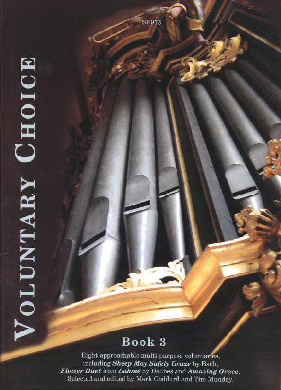 Voluntary Choice Book 3