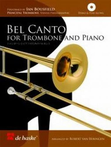Bel Canto for Trombone and Piano +cd