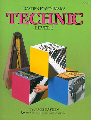 Technic Piano Basics 3