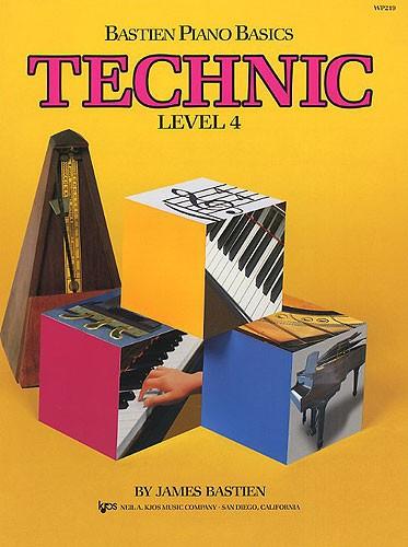 Technic Piano Basics 4