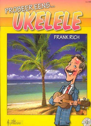 Probeer eens Ukelele +cd Frank Rich