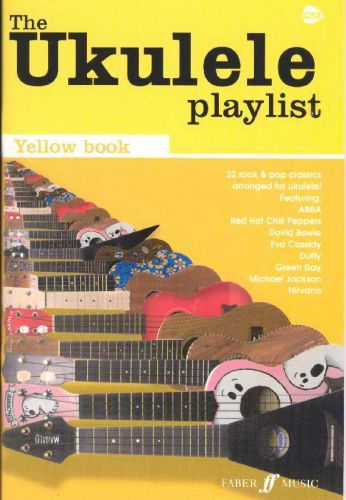 The Ukulele playlist (Yellow book)