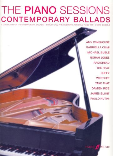 The piano sessions contemporary ballads