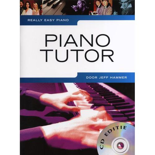 Really Easy Piano - Piano Tutor + CD