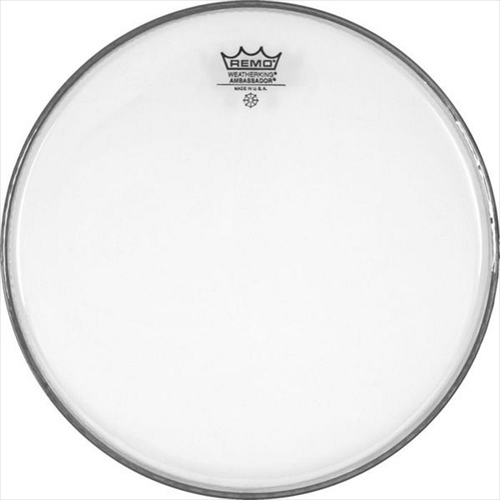 REMO diplomat clear 14 Drumhead