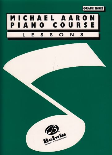 Piano course lessons 3