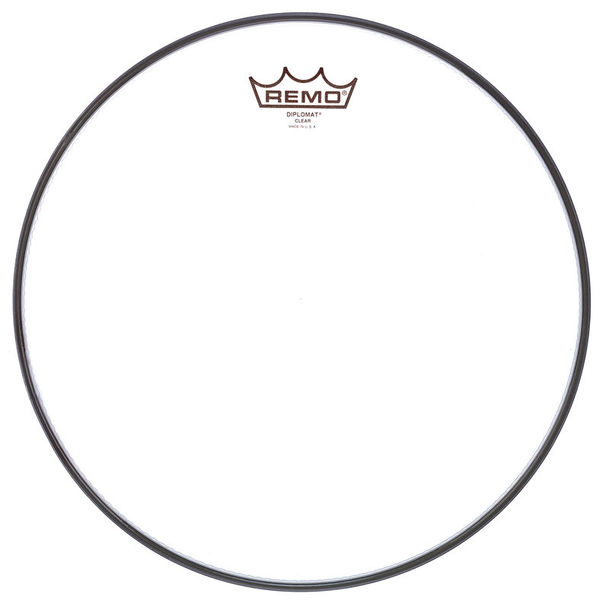 REMO piplomat clear 13 Drumhead