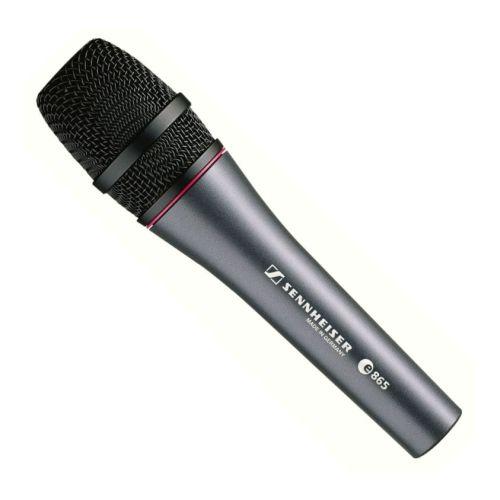 Sennheiser E865 condensator zangmicrofoon