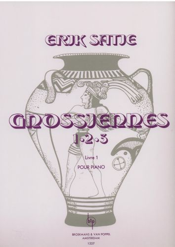 Gnossiennes for the piano 1-2-3